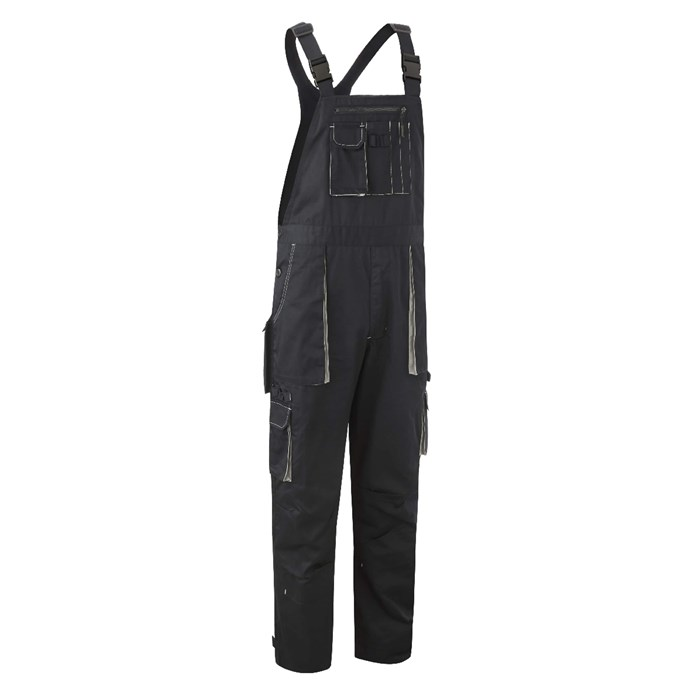 Radne farmer hlače NAVY plavo/sive