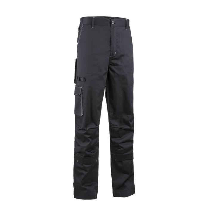 Radne hlače NAVY plavo/sive