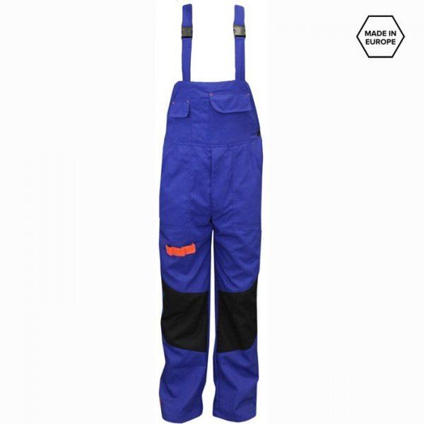Radne farmer hlače SPEKTAR, royal plave