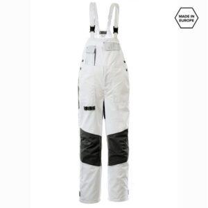 Radne   farmer hlače SPEKTAR, bijele