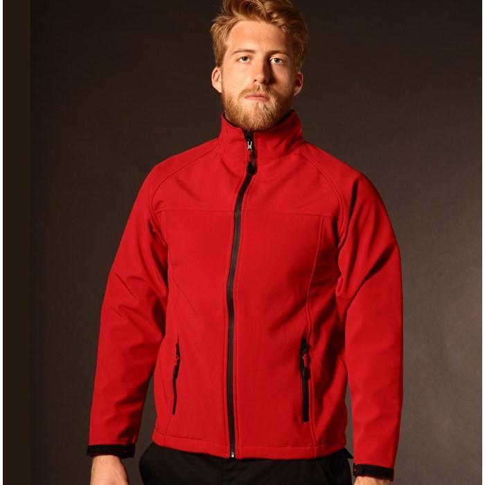 Softshell jakna ROLAND crvena