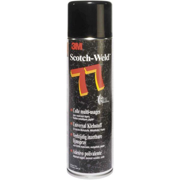 3M Scotch-Weld 77 ljepilo u spreju 500 ml bež