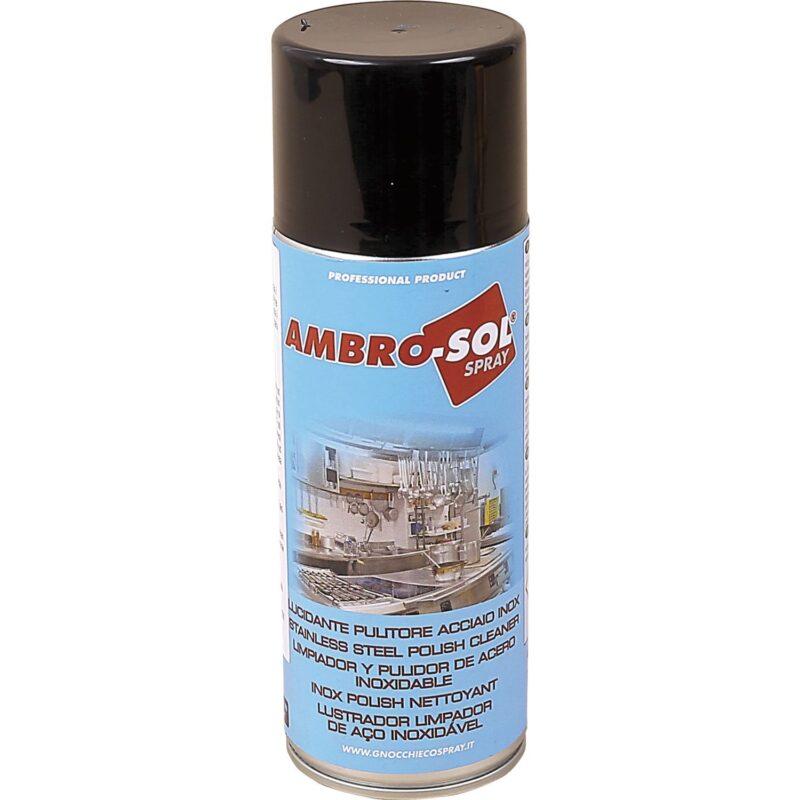 AMBRO-SOL čistač nehrđajućeg čelika 400 ml