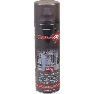 AMBRO-SOL cink sprej 400 ml 98% galvanizirani cink / tamnosivi
