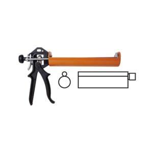 MUNGO pištolj MIT-PP-H2 za MIT 350 duple kartuše
