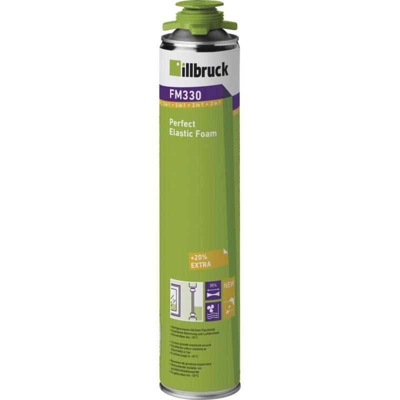 Illbruck FM330 1K Elasticfoam B3 880ml