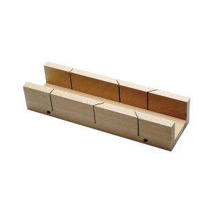 Drvena šablona za rezanje pod kutom, duljina 300 mm