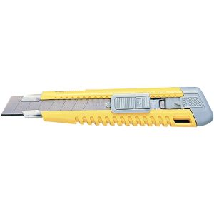 KDS univerz. skalpel Safety Lock s 18 mm lom.oštr.,zap. opruge i klinom za fiks.