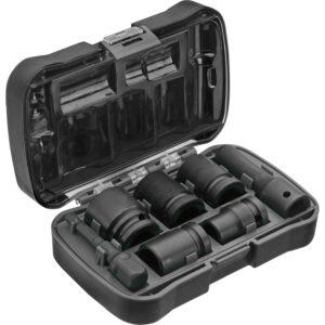"""WGB set nasadnih ključeva 3350 DIN 3121 1/2"""" četverok. prihvat, 7-djelni"""