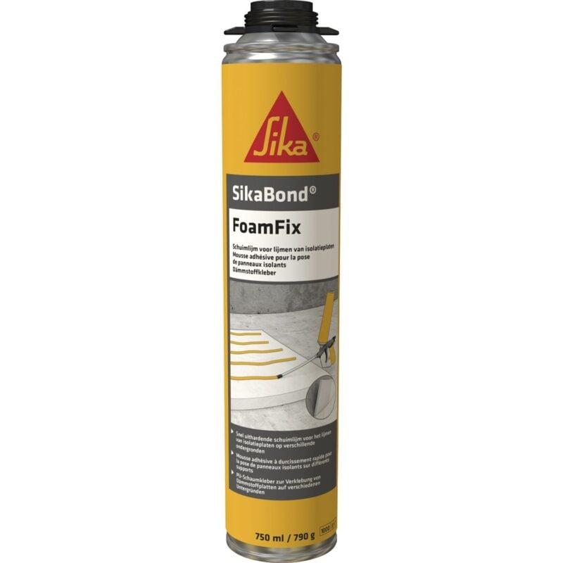 SikaBond ljepljiva pjena FoamFix 750ml B2