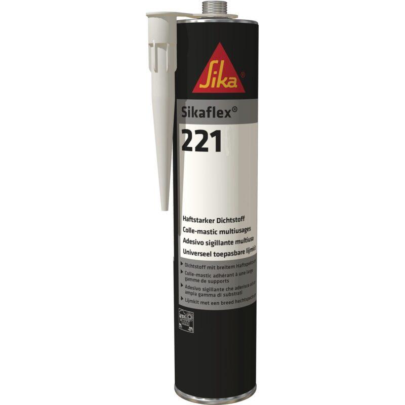 Sikaflex-221i 300ml svijetlo sivo