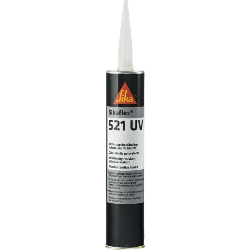 Sikaflex-521 UV 300 ml svijetlo sivi