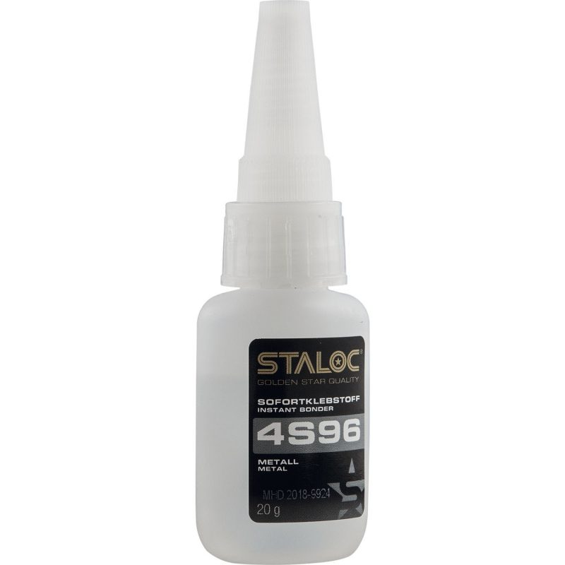 STALOC 4S96 trenutno ljepilo za metal 20 g