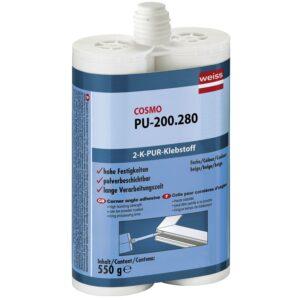 COSMO PU-200.280 2-K ljepilo za kutove 550 g, bež