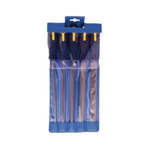 BLU-DAN Chrominox-set turpija za radionicu, 5-djelni, rez 1/250 mm