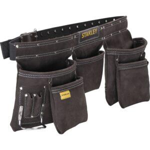 STANLEY torba za alat i montažu, kožna s remenom