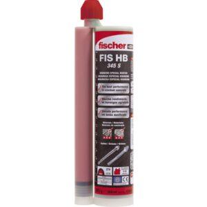 FISCHER Highbond- specijalna kemijska kartuša FIS HB 345 S