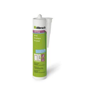 Illbruck akril za priključne fuge LD702 10% 310ml, bijeli