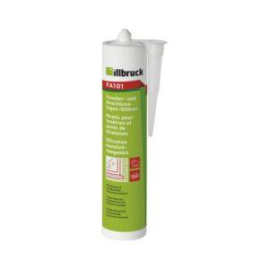 illbruck FA101 silikon za prozorske i priključne fuge 310ml oker smeđa