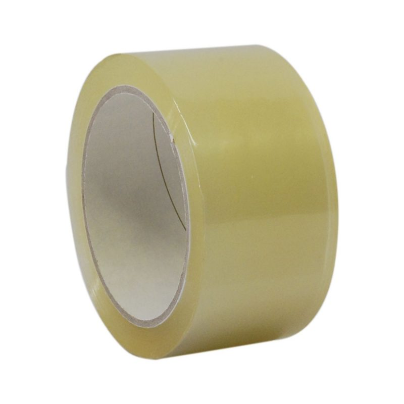 Ljepljiva traka PVC 35µ x 25mm kaučuk prozirna