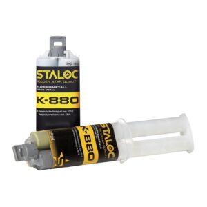 STALOC K-880 tekući metal 25 ml, sivo, bez mješalice