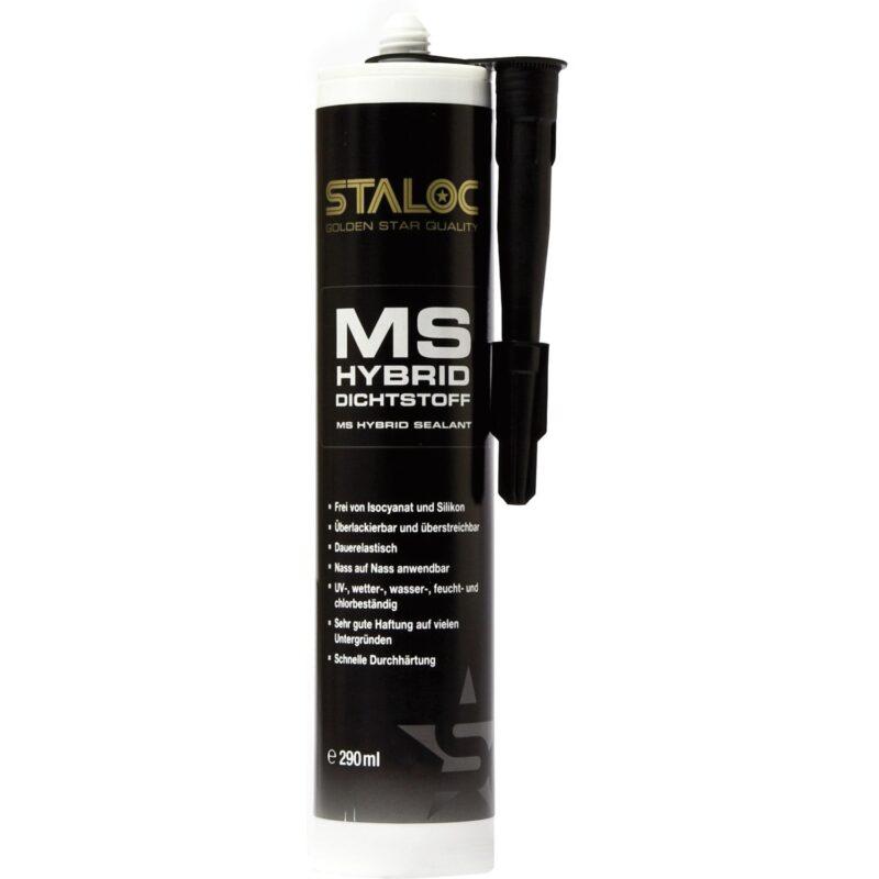 STALOC MS Hybrid 290 ml, crno