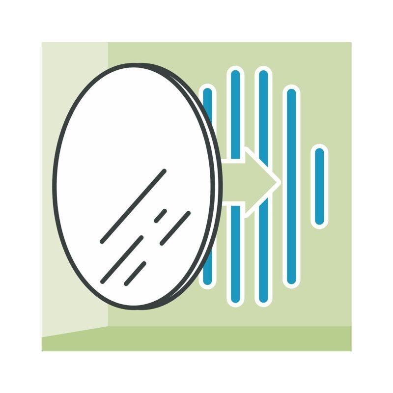 ILLBRUCK ljepilo za ogledalo FA940 310 ml transparentno
