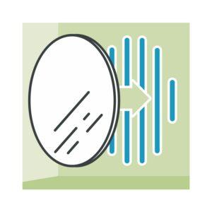 ILLBRUCK ljepilo za ogledala FA940 310 ml prozirno