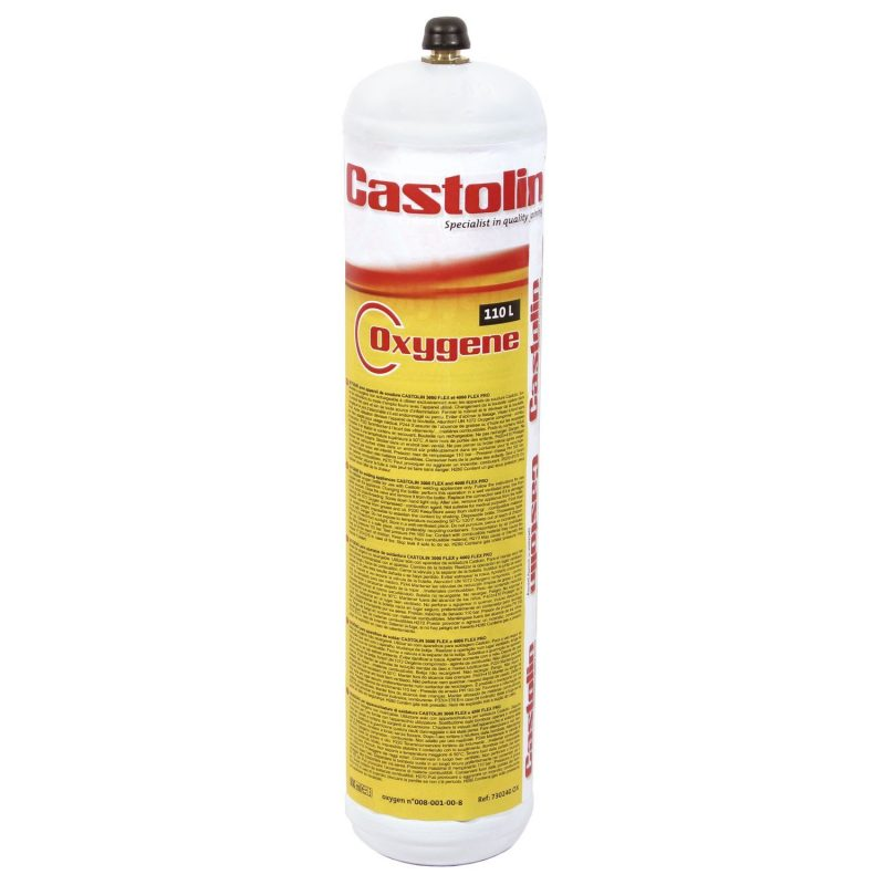 CASTOLIN kartuša s kisikom za lemilicu 1450