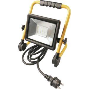 SHADA LED građevinski reflektor s sklop.postoljem 30 W 2250 lm IP65