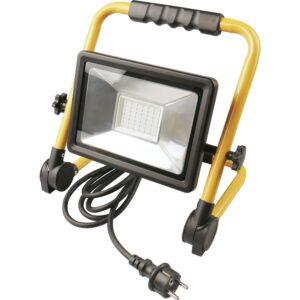 SHADA LED građevinski reflektor s sklop.postoljem 50 W 3750 lm IP65