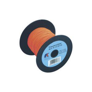 KAUFMANN konopac za označav. narančast, lagano rastezlj., ø 2,0 mm, dulj. 100 m