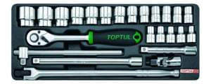 TOPTUL Toolkit - Ratchet