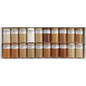 BAO stolarski vosak trend boje - 20 malih štapića