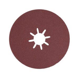 STARCKE brusni fiber disk ø 180 x 22.2 mm granulacija 24 za brušenje metala