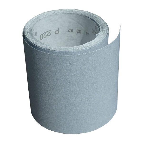 Završni brusni papir u kolutu STARCKE, š. 90 mm, granul. 220, 1 kolut=10 metara