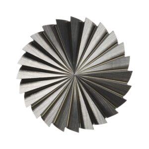 LUKAS HSS-glodalo, oblik A cilindr., glava ø 10 mm, duljine 13 mm zub 3