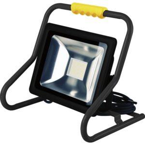 SHADA LED građevinski reflektor Work s postoljem 50 W 3750 u IP65