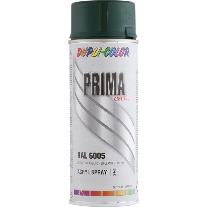 Dupli-Color lak sprej 400ml mahovina zeleni / RAL 6005