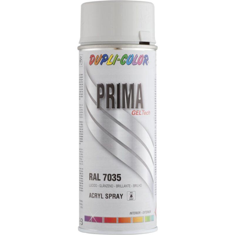 Dupli-Color lak sprej 400ml svijetlo siva / RAL 7035