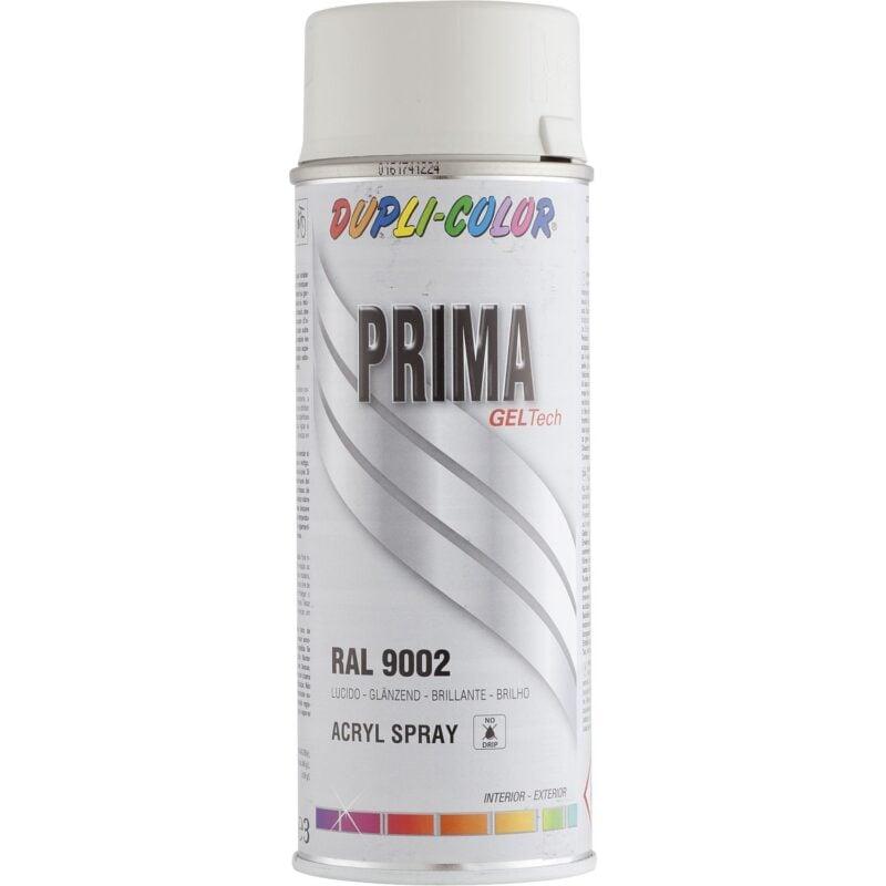 Dupli-Color lak sprej 400ml bijelo-sivi / RAL 9002