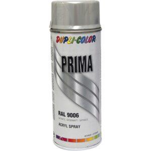 Dupli-Color lak sprej 400ml bijeli aluminij / RAL 9006