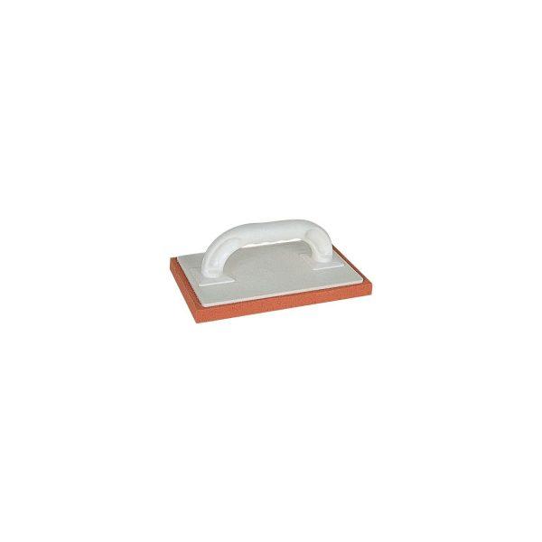 KAUFMANN ravnalica s 20 mm gumenom spužvastim oblogom fina 240 x 150 mm