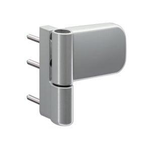 Spojnica za vrata ROTO 16.5-19 mm smeđa