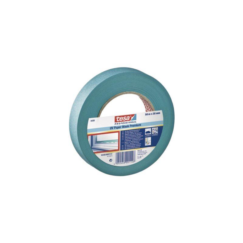 TESA ljepljiva krep traka 4438 plava 50mm x 50 metara