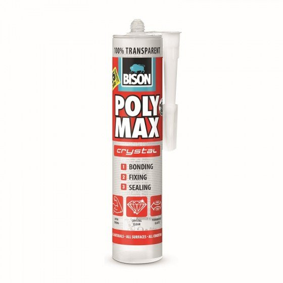 Bison Poly Max Crystal 300 g