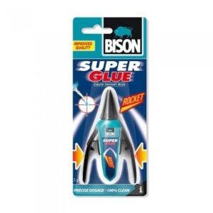 Bison Super tekuće ljepilo Rocket 3 g