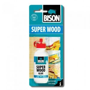 Ljepilo za drvo Bison SuperWood