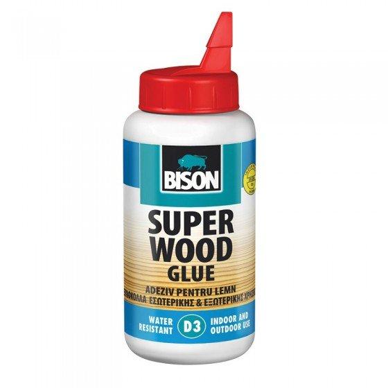Ljepilo za drvo Bison SuperWood