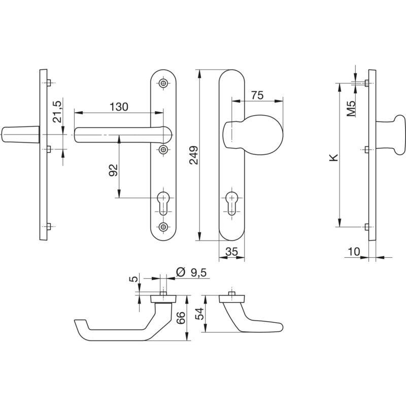 DV005 skiz knopfgarnitur 35 1200 G1 0